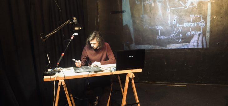 Antoine Brunet-Lecomte pour Travail, l'interview